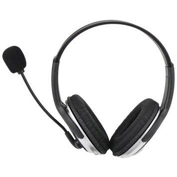 Imicro SP-IM168MV MultiMedia Leather Headset w/ Microphone