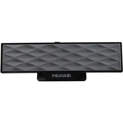 Microlab SP-B51BK 2.0 Portable Amplified Speaker (Black)
