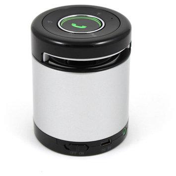 iKANOO BT012-BLACK Portable Bluetooth Speaker - Black