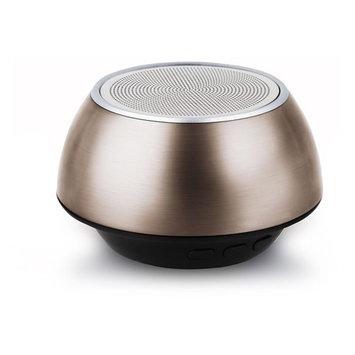 iKANOO BT001-METAL COLOR BT001 Portable Bluetooth Speaker