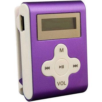 Mach Speed Eclipse 4GB MP3 Player, Purple