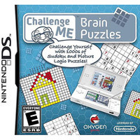 O Games NinDS - Challenge Me: Brain Puzzles