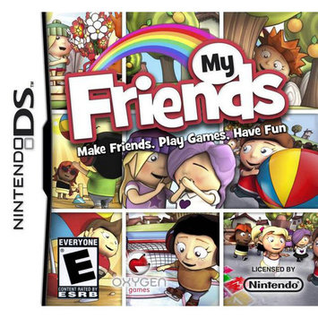 O Games My Friends - NDS - Nintendo DS Games