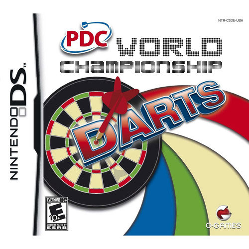 OXYGEN INTERACTIVE PDC WORLD CHAMPSHP DARTS NDS