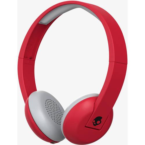 Skullcandy - Uproar On-ear Wireless Headphones - Red