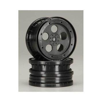 1111 5-Hole Beadlock Wheels Zero Offset Black 14mm MAXC1111 MATRIX
