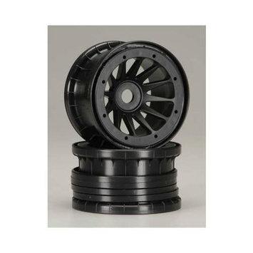 1731 12-Spk Comp Beadlock 1/2 Offset Blk 17mm (2) MAXC1731 MATRIX