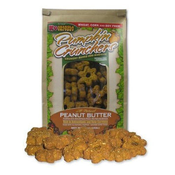 K9 Granola Factory Pumpkin Crunchers - Peanut Butter & Banana - 14 oz.