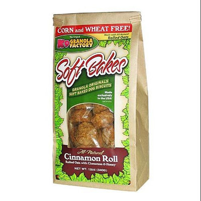 K9 Granola Factory Soft Bakes - Cinnamon Roll - 12 oz.