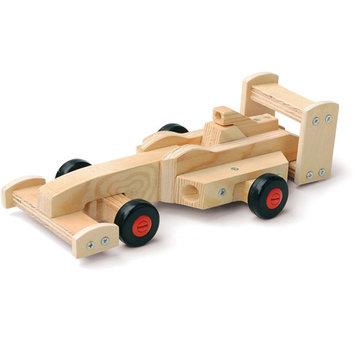 Red Tool Box Racing Car