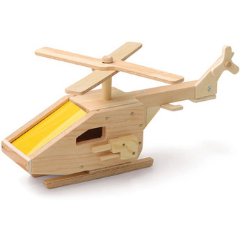 Red Tool Box Helicopter