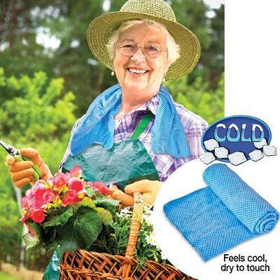 Dorothy Biddle Service Cool Downz Cooling Towel