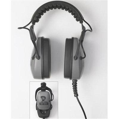 Detctropro Metal Detectors DetectorPro Gray Ghost Deep Woods Metal Detector Headphones