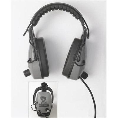 Detctropro Metal Detectors DetectorPro Gray Ghost DMC Metal Detector Headphones