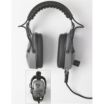 Detctropro Metal Detectors DetectorPro Gray Ghost Ultimate Metal Detector Headphones - Wired