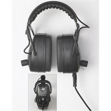 Detctropro Metal Detectors DetectorPro Black Widow Metal Detector Headphones