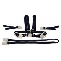 DreamBaby L203 Child's Safety Harness with Reins Navy