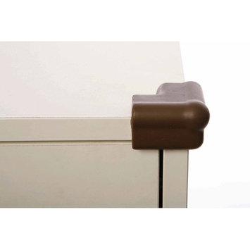 Dream Baby L813 Foam Corner Cushions Brown - 4 Pack