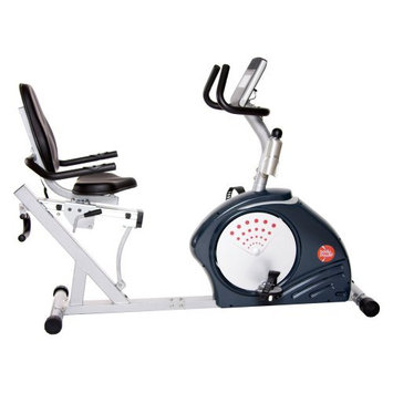 Body Flex Body Power BRB6000 Deluxe Magnetic Recumbent Bike
