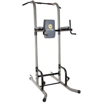 Body Flex Body Champ 5-Station Upper Body Gym Power Tower