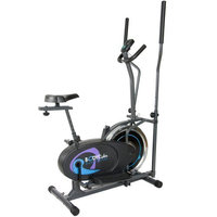Hupa International Inc Body Rider Deluxe 2-in-1 Flywheel Dual Trainer