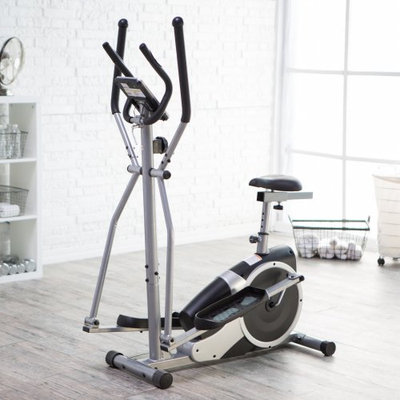 Hupa International Inc Body Champ BRM2780 Magnetic Cardio Dual Trainer