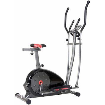 Body Flex Sports Body Champ Magnetic Cardio Dual Trainer Exercise Bike