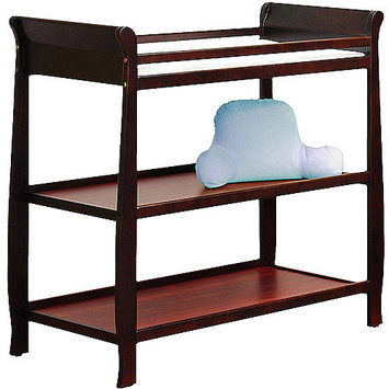 Afg Baby Furniture Afg Baby Naomi Changing Table In Espresso