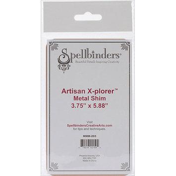 Spellbinders Artisan X-Plorer Metal Shim-3.75X5.88