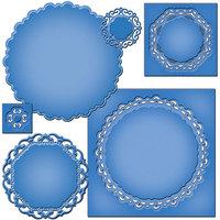Spellbinders Nestabilities Dies-Majestic Circles