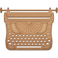 Spellbinders Shapeabilities In'spire Die-Typewriter