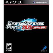 D3publisher Earth Defense Force 2025 Ps3