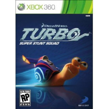 D3P Turbo: Super Stunt Squad - Xbox 360