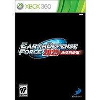 D3P Xbox 360 Earth Defense Force 2025
