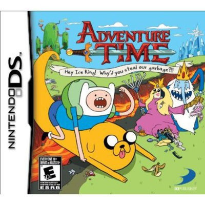 D3 Publisher Of America Adventure Timehey Ice King
