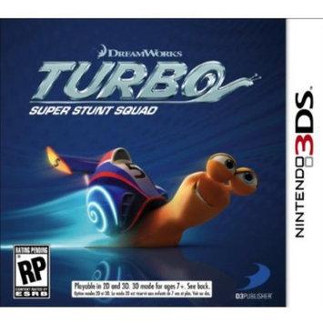 D3P 3DS Turbo: Super Stunt Squad