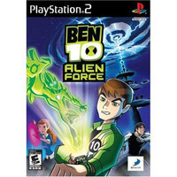 D3publisher Of America BEN 10: ALIEN FORCE The Game - Pre-Played