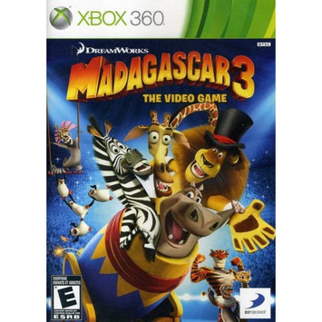 D3P Madagascar 3: The Video Game
