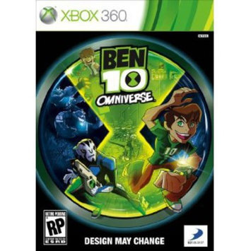 D3P 21015 Ben 10 Omniverse for Xbox360
