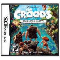 D3 Publishing D3 Publisher Of America 32026 Croods Prehistroic Party Ds