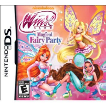 D3publisher Of America Winx Club: Magical Fairy Party for Nintendo DS