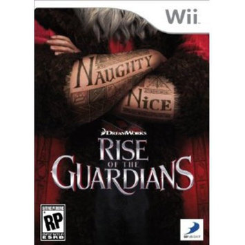 D3p 34026 Rise Of The Guardians Wii