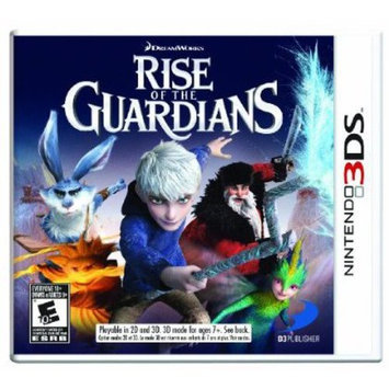 D3P Rise of the Guardians