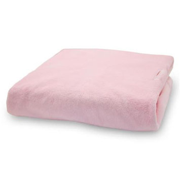 Rumble Tuff CV-CT-320-PK Compact Silky Minky Changing Pad Cover - Pink