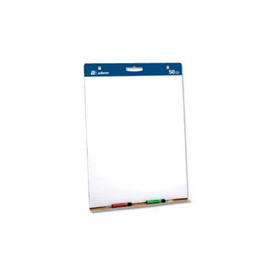 Adams Business Forms Easels and Easel Pads Easel Pad w/Carry Handle