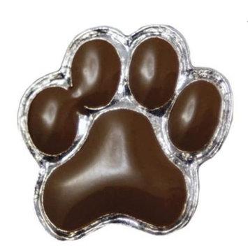 HRH Pets HRH010 Paw-Brown Pet Charm
