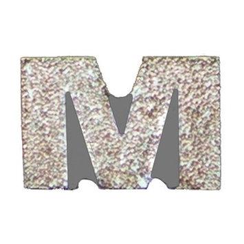 HRH Pets HRH050 Pet Charm for The Capital Letter M