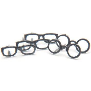 Eyelet Outlet 129434 Eyelet Outlet Brads-Black Glasses