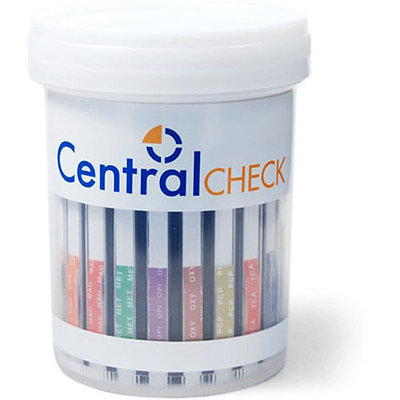 Devon Medical CentralCheck 5 Panel Drug Test Cup