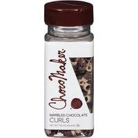 ChocoMaker Marbled Chocolate Curls, 1.25 oz